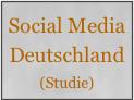 Social Media Deutschland - Studie
