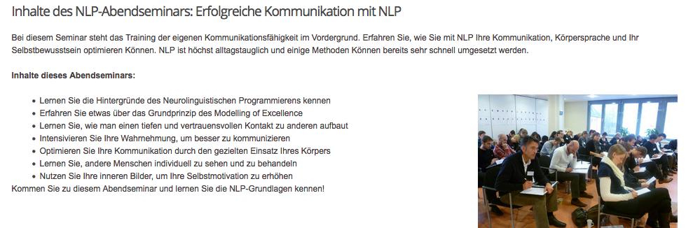 NLP-Kommunikation