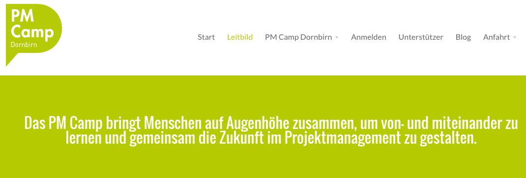 PM Camp Dornbirn